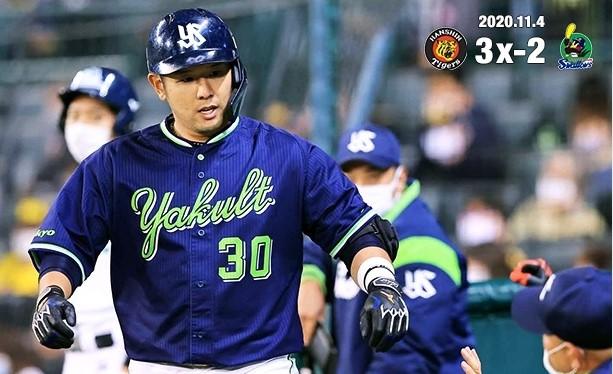 西田ホームラン201104